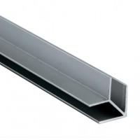 Планка угловая универсальная 1070 матовый,4 мм, 6мм, 10мм