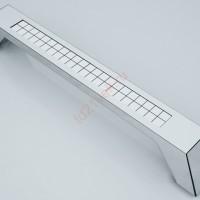 Скоба Metax LT-128/160/192/224/256 хром/антрацит, хром/хром
