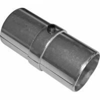 Удлиннитель для трубы D32мм, D50мм, хром