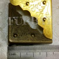 Уголок габариты (25*25)-FL184