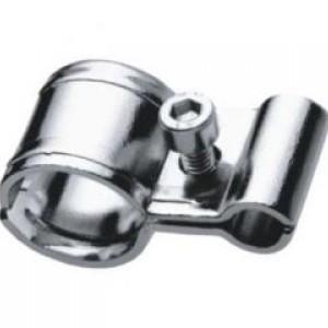 Крепеж для трубы d=25 мм и решетки