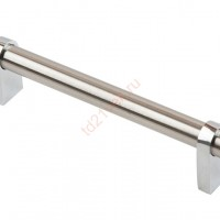 Ручка-скоба S-4030 128 мм, 160мм хром