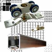 Механизм для  межкомнатных раздвижных дверей В103