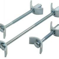 стяжка для соединения столешниц L65mm,100mm,150mm