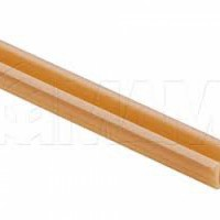 Направляющая верхняя для SKM 30,60 PVC 02-3м