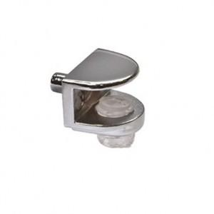 Полкодержатель для стекла и плит до 8мм