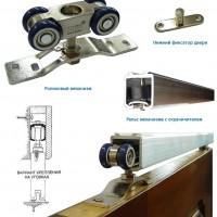 Механизм для  межкомнатных раздвижных дверей В104