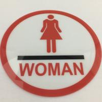 Самоклейка ZZT-WOMAN1122
